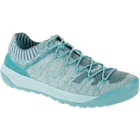 Mammut Hueco Knit Low Shoes Dame waters-light waters